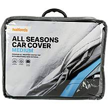 image of Halfords All Seasons Car Cover Medium
