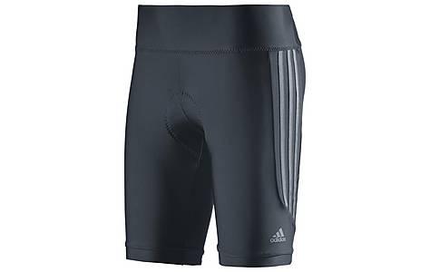 image of Adidas Response Womens Tour Shorts - Onyx