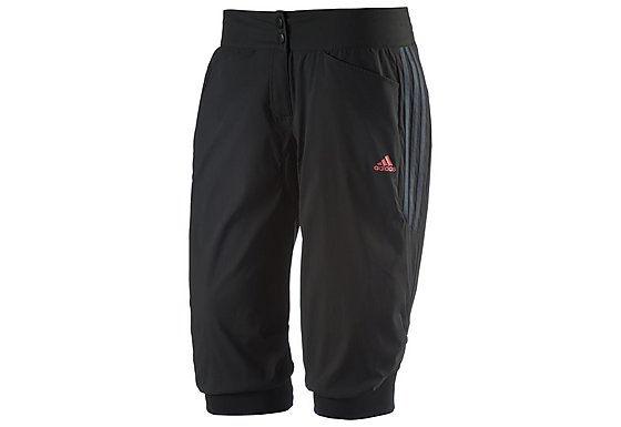 Adidas Response Womens Knickerbocker - Black