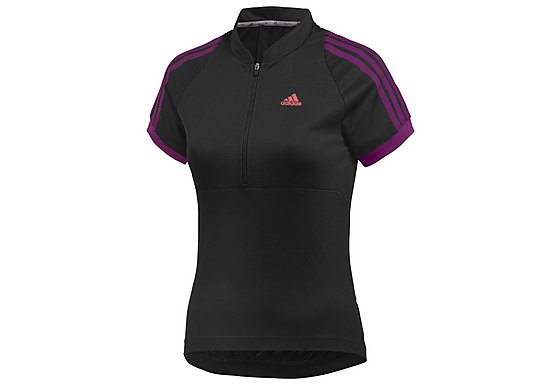 Adidas Response Womens Short Sleeve Jersey