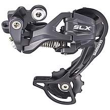 image of Shimano RD-M662 SLX Shadow Top Normal Rear Derailleur