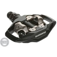 Shimano M530 MTB SPD Two Sided Mechanism Trail Pedals