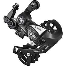 image of Shimano Tourney RD-TX55 Rear Derailleur- 6/7 Speed