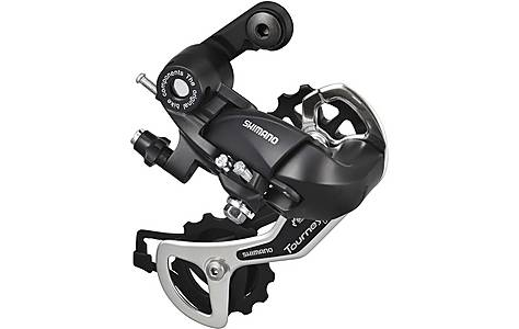 image of Shimano Tourney RD-TX35 Rear Derailleur- 6/7 Speed