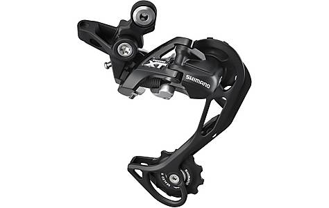image of Shimano XT RD-M781 Shadow Rear Derailleur - 10 Speed