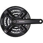 image of Shimano FC-M171 Chainset with Chainguard