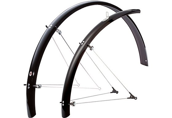 SKS Bluemels Mountain Bike Mudguard Set - 26