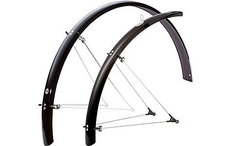 image of SKS Bluemels Olympic Racer Mudguard Set - 700 x 35mm
