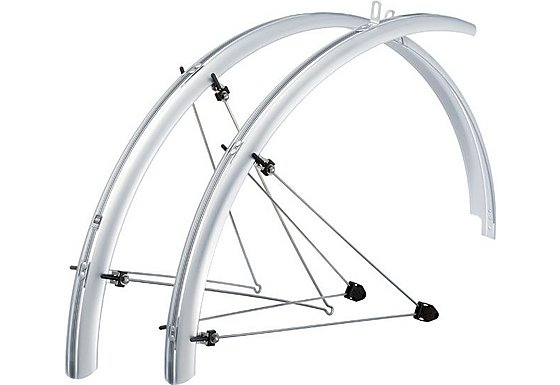 SKS Chromoplastic Mudguard Set - 700 x 35mm