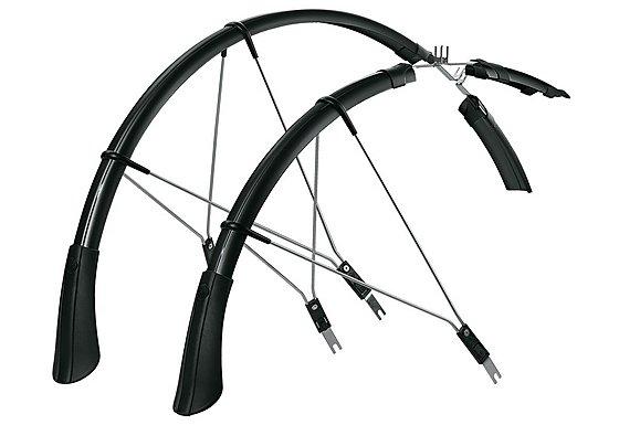 SKS Race Blade Long Mudguard Set - 700c x 18mm-23mm
