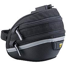 image of Topeak Wedge Bike Bag with Quickclip - Medium