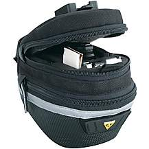 image of Topeak Survival Tool Wedge II Saddle Bag