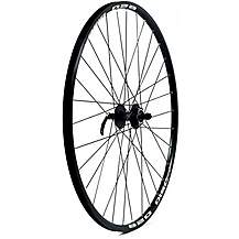 "image of 29"" Shimano Deore Disc Front Wheel"