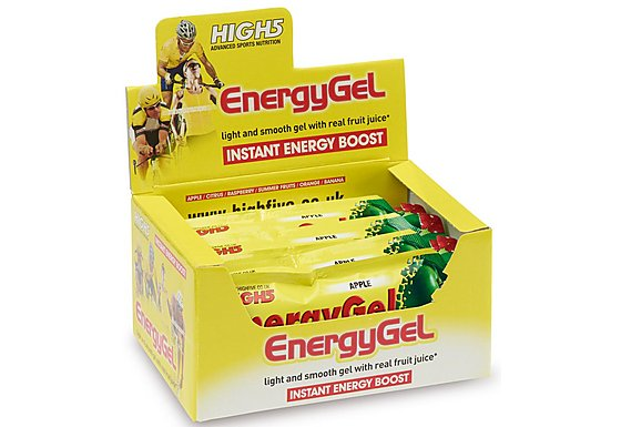 High5 Energy Gels - Box of 20