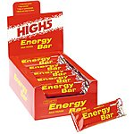 image of High5 Energy Bar Box - 25 Bars