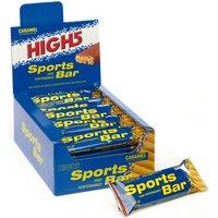 High5 Sports Bar Box - 25 Bars - Caramel