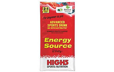 image of High5 Energy Source Sachets - 12 Pack