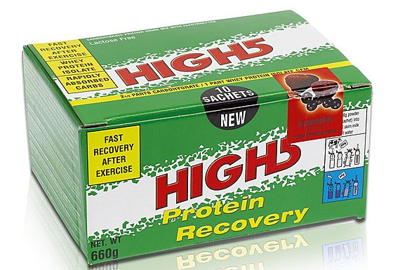 High5 Protein Recovery Sachets - 10 Pack