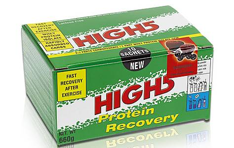 image of High5 Protein Recovery Sachets - 10 Pack