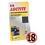 image of Loctite Rear-view Mirror Adhesive Kit