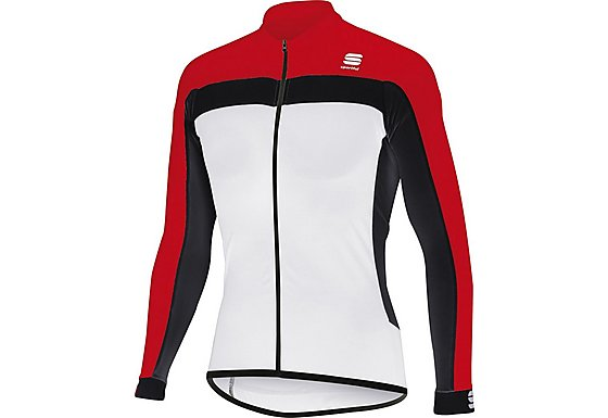 Sportful Pista Long Sleeve Cycle Jersey