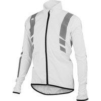 Sportful Reflex 2 Windproof Cycling Jacket - White - Large
