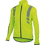 image of Sportful Kids Reflex Jacket - Fluoro Yellow