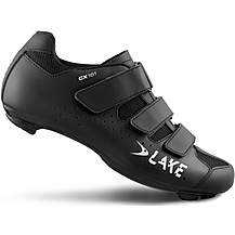 image of Lake CX161 Road Cyclng Shoe, Black