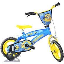"""image of Minions Kids' Bike - 12"""""""