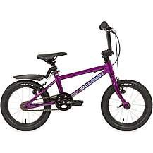 "image of Raleigh Performance Bike Purple - 14"" Wheel"