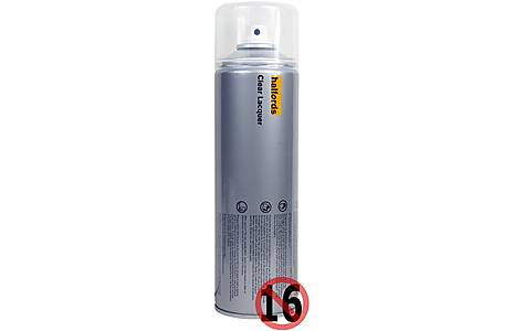 image of Halfords Clear Lacquer 500ml