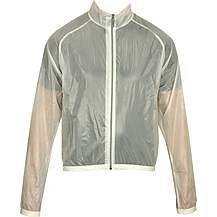 image of Nalini Malachite Mens Race Cape - Clear