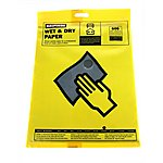 image of Halfords Wet & Dry Sanding Paper 600 Grit