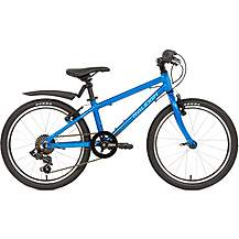 "image of Raleigh Performance Bike Blue - 20/11"" Wheel"