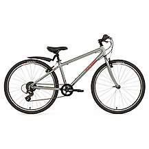 "image of Raleigh Performance Bike Silver - 26"" Wheel"