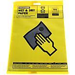 Halfords Wet & Dry Sanding Paper 800 Grit