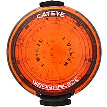 image of Cateye Wearable X Rear Bike Light