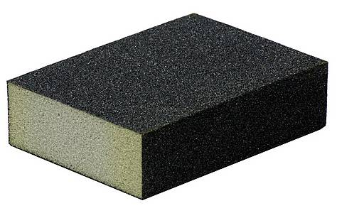 image of Halfords Sanding Sponge Fine/ Very Fine
