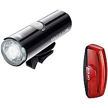 image of Cateye Volt 500 XC Rapid X2 Bike Light Set