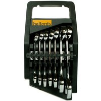 Halfords Professional 7 piece Stubby Spanners Set