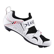 image of Lake TX212 Triathlon Shoe White/Black