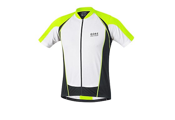 Gore Mens Contest Full Zip Jersey