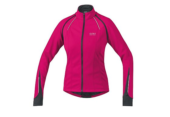 Gore Womens Phantom 2.0 Windstopper Soft Shell Jacket