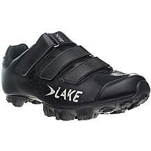 image of Lake MX161 MTB Shoe Black