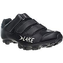 image of Lake MX161 MTB Wide Fit Shoe Black