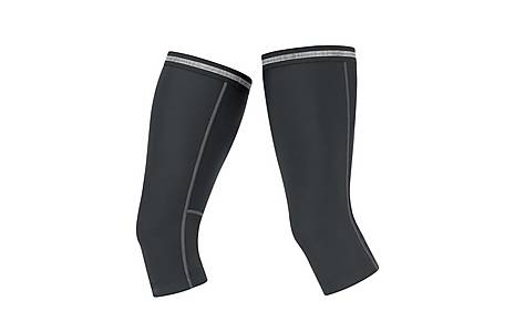 image of Gore Universal SO Knee Warmers Black