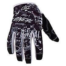 image of O Neal Kids Jump Gloves Wild