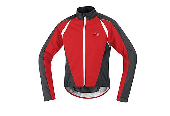 Gore Contest 2.0 Mens AS Jacket Red/Black