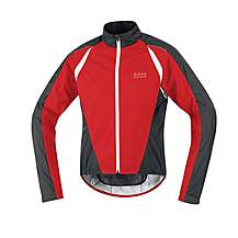 image of Gore Contest 2.0 Mens AS Jacket Red/Black