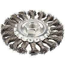 image of Draper 100mm Twist Knot Wheel
